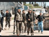 Teroris Pro Turki Saling Bentrok di Aleppo dan Idlib Suriah