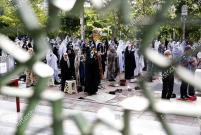 Eid al-Fitr celebrations in Iran, Tehran, Iran Islamic Republic Of - 24 May 2020