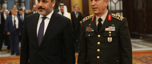Kepala Intelijen Turki Diam-diam Kunjungi Irak