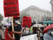 Dokumen Bocor: Ditengah Demo Meluas, Trump Kirim Tim Penembak Jitu ke Washington