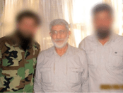 GEGER! Foto Jenderal Qaani di Suriah, Pesan Perang Iran untuk AS dan Israel