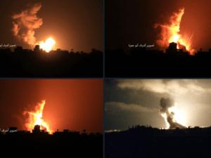 Jet Tempur Israel Kembali Bombardir Gaza