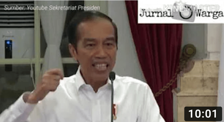 Heboh! Jokowi Marah Besar Depan Para Menteri, Kenapa?
