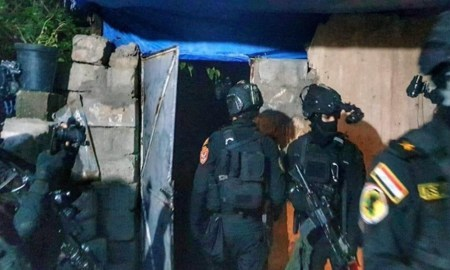 AS Dibalik Pengerebekan Markas Besar Kataib Hizbullah di Baghdad