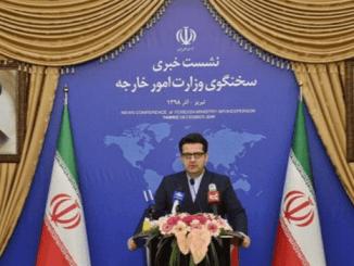 """Iran ke Bahrain: Keamanan Kawasan Tak Bisa Dicapai dengan """"Patuh"""" AS"""