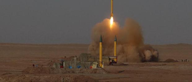 IRGC Berhasil Uji Coba Rudal Pertahanan Udara Baru