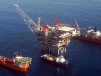 Israel: Hizbullah Mampu Serang Anjungan Gas Alam Lepas Pantai Israel di Laut Mediterania