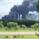 Video: Kebakaran Besar Landa Pembangkit Listrik NIPSCO di Indiana