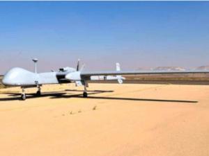 Drone Israel Jatuh di Lebanon