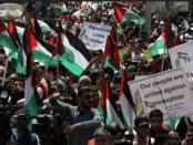 Hari Kemarahan rakyat Palestina tolak aneksasi Israel