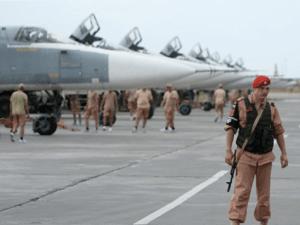 LAGI, Teroris Serang Pangkalan Militer Rusia di Suriah