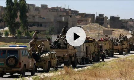 Irak Gelar Operasi Anti-Daesh di Utara Baghdad