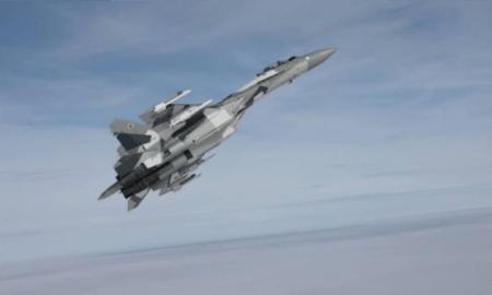 Heboh, Jet Rusia S-35 dan MiG-31 Cegat Pesawat Pengintai AS