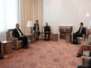 Assad: Perjanjian Militer Iran-Suriah Hasil Kerjasama Anti-Teror Bertahun-tahun