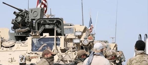 Konvoi Logistik Pasukan AS Diserang di Irak Tengah