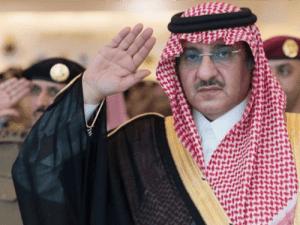 Pendukung Putra Mahkota Saudi Serang Pangeran Bin Nayef
