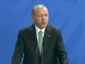 Erdogan: Campur Tangan Mesir di Libya Ilegal