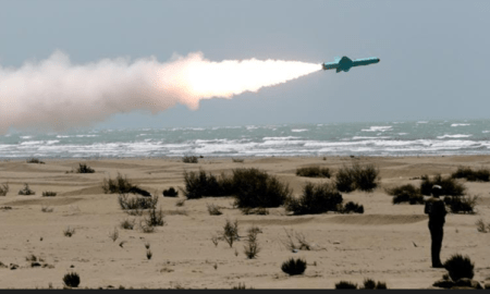 HEBAT! Pertama di Dunia, Iran Luncurkan Rudal Balistik dari Dalam Tanah