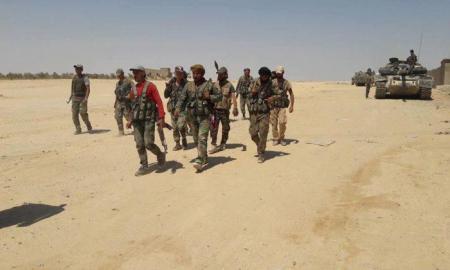 Tentara Suriah Gagalkan Serangan Teroris ISIS di Raqqa Selatan