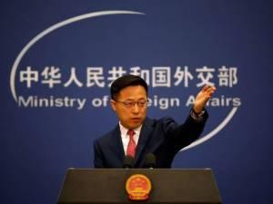 China Tolak Kritik AS atas Latihan Militer di Laut China Selatan
