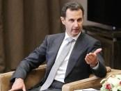 Presiden Bashar Assad Sempat Alami Penurunan Tekanan Darah saat Pidato di Parlemen