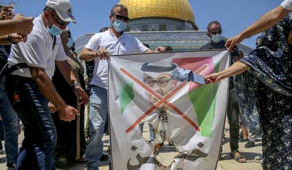 UEA Mulai Tangkap Para Penentang Normalisasi dengan Israel
