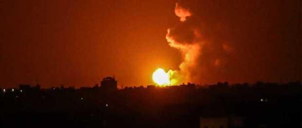 Militer Zionis Lancarkan Serangan Ke-6 dalam Seminggu ke Jalur Gaza