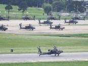 Perwira Militer Korsel Positif Covid, AS Tunda Latihan Gabungan