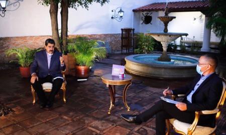 Maduro Kecam Rencana AS-Kolombia untuk Membunuh Dirinya