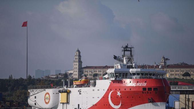 Turki Gelar Latihan Militer Ditengah Ketegangan dengan Yunani
