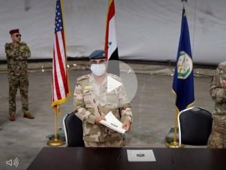 AS Akan Tarik Sepertiga Pasukannya dari Irak