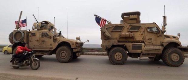 AS Serang Pos Pemeriksaan Tentara Suriah di Hasakah