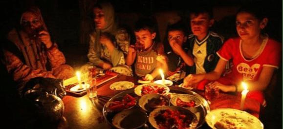 Gaza Gelap Gulita Akibat Israel Perketat Blokade
