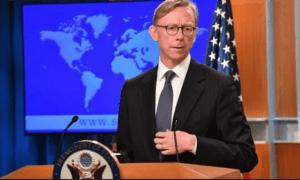 Brian Hook, Utusan Khusus AS untuk Urusan Iran Mengundurkan Diri