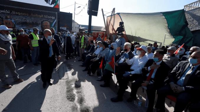 Fatah, Hamas Kompak Kecam Normalisasi UEA-Israel