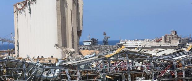 Presiden Lebanon: Ledakan Beirut Tak Mungkin Dilakukan Hizbullah