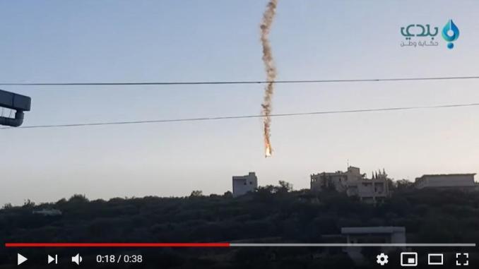 VIDEO: Dua Drone AS Jatuh di Idlib