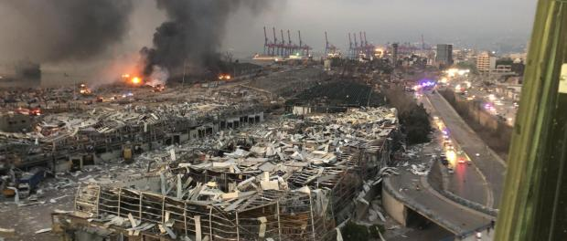Para Pemimpin Dunia Sampaikan Belasungkawa atas Ledakan BeirutPara Pemimpin Dunia Sampaikan Belasungkawa atas Ledakan Beirut