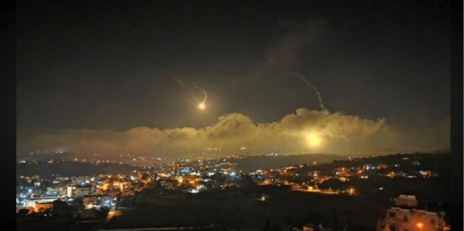 Perbatasan Lebanon-Israel Memanas