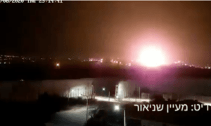 BIADAB! Dua Kali dalam Seminggu, Israel Serang Jalur Gaza