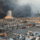 Hizbullah-Israel Klaim Tak Terkait Ledakan Beirut