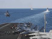 Analis: Pangkalan Militer AS di Teluk Persia Harus Ditutup