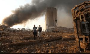 Rusia Kirim Rumah Sakit Bergerak Untuk Bantu Korban Ledakan Beirut