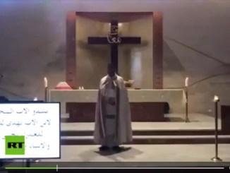 Video Live Streaming Misa Suci Saat Ledakan BeirutVideo Live Streaming Misa Suci Saat Ledakan Beirut