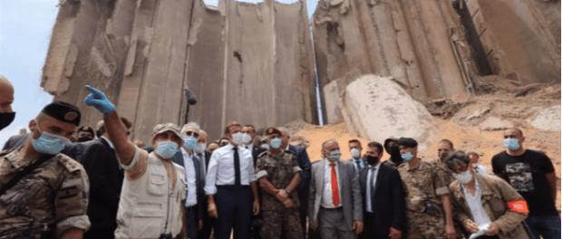 Aoun Tolak Penyelidikan Internasional Karena Takut Putar Balikkan Fakta
