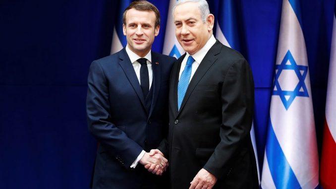 Analis: Presiden Prancis Layani Kepentingan Israel di Lebanon
