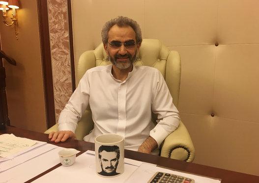 Buku 'Oil and Blood' Ungkap Kronologi Penangkapan Al-Waleed bin Talal