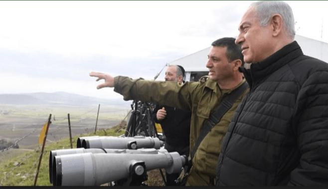 AS Kembali Tegaskan Kedaulatan Israel atas Dataran Tinggi Golan
