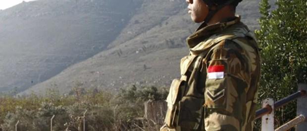 Korban Luka dari Pasukan Penjaga Perdamaian PBB Akibat Ledakan Beirut