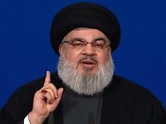 Sekjen Hizbullah: Satu Prajurit Israel untuk Satu Pejuang Hizbullah